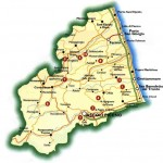 Die Provinz Ascoli Piceno ist die südlichste der Marken.
