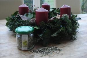 Gibt Energie und regt an wie grüner Tee: Olivenblättertee Olio Tè
