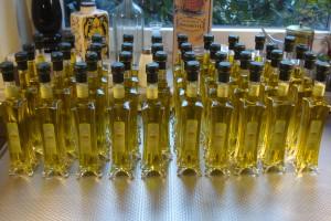 Sondergröße als Geschenk: 100 ml-Flaschen