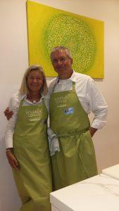 Heidi und Michael - wir sind gerne Gastgeber!