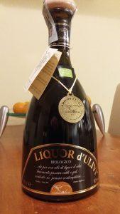 Liquor d`ulivi - Olivenlikör aus den nördlichen Marken