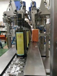 Es läuft: 3/4-Liter-Flaschen Olio Piceno