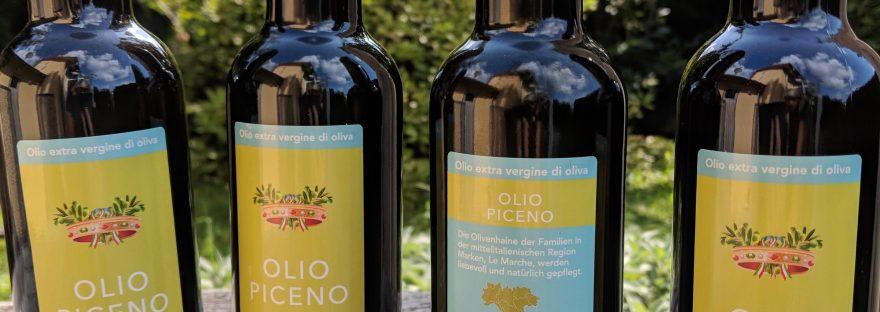 Olio Piceno 0,5 Liter-Flaschen